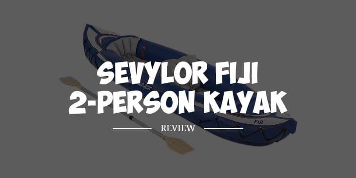 Sevylor Fiji 2-Person Kayak